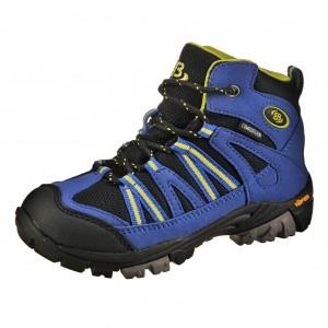 Dětská obuv Brütting Ohio High   /blau -  Do hor nebo nížin