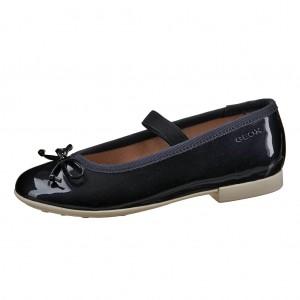 Dětská obuv GEOX  J Plie'  /navy - X...SLEVY  SLEVY  SLEVY...X