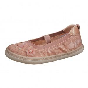 Dětská obuv GEOX  J Kiwi  /rose - Boty a dětská obuv