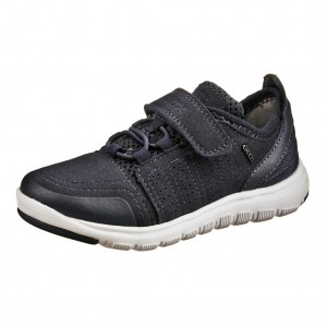 Dětská obuv GEOX J Xunday B   /navy - Boty a dětská obuv