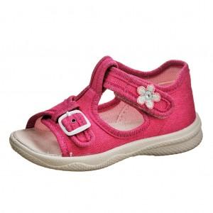 Dětská obuv Domácí sandálky Superfit 0-00292-63 -  První krůčky