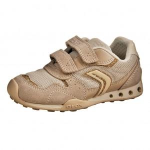 Dětská obuv GEOX J.N. Jocker G.A.  /beige - X...SLEVY  SLEVY  SLEVY...X
