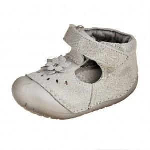 Dětská obuv Richter 0610  /panna/silver - Boty a dětská obuv