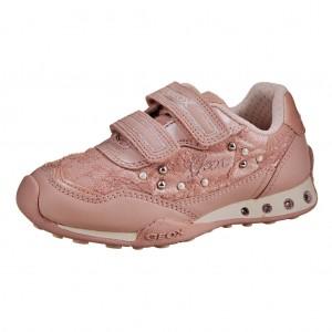 Dětská obuv GEOX J.N. Jocker G.B.  /dk.rose - Boty a dětská obuv