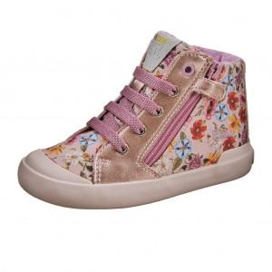 Dětská obuv GEOX B Kiwi G   /lt. pink - Boty a dětská obuv