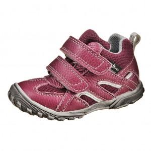 Dětská obuv DPK K59017/2W TEX  /vínová -