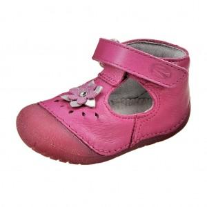 Dětská obuv Richter 0610  fuchsia - 57533ad263