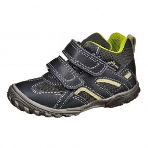 Dětská obuv DPK K59017/2W TEX  /modrá -