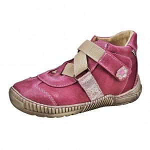 Dětská obuv Pegres 1403 (SZ)    /červená -