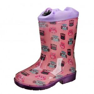 Dětská obuv Gumovky sovičky - Boty a dětská obuv
