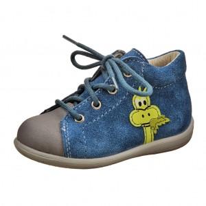 Dětská obuv Ricosta Andy  /petrol -  První krůčky