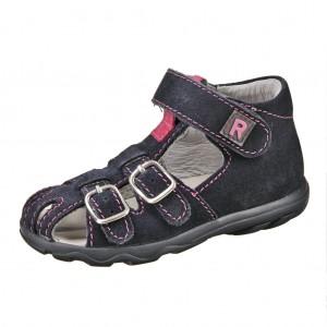 Dětská obuv Sandálky Richter 2102  /atlantic/fuchsia - Boty a dětská obuv