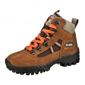 Dětská obuv OLANG Cortina-Kid.tex   /cuoio -  Do hor nebo nížin