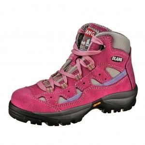 Dětská obuv OLANG Eclisse-Kid.bretex   /fuxia - Boty a dětská obuv