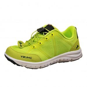 Dětská obuv VIKING Ulevaal  /lime -