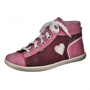 Dětská obuv FARE 2621191  /vínová -  Celoroční