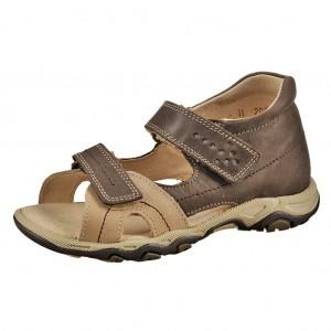 Dětská obuv Sandály Santé 950/803 /hnědé -  Sandály