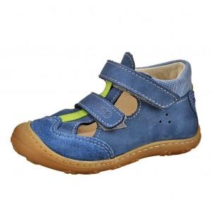 Dětská obuv Ricosta EBI  /petrol -  Celoroční