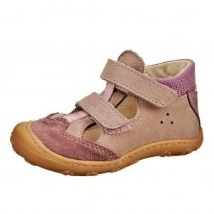 Dětská obuv Ricosta EBI  /mauve *BF - X...SLEVY  SLEVY  SLEVY...X
