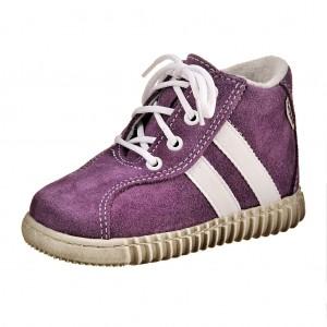 Dětská obuv Pegres 1095   /fialová - Boty a dětská obuv