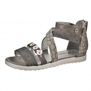 Dětská obuv s'Oliver Grey  -  Sandály
