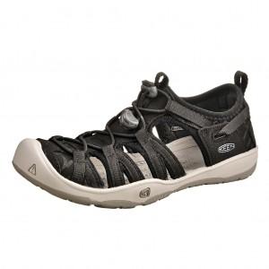 Dětská obuv KEEN Moxie sandal   black/vapor - Boty a dětská obuv