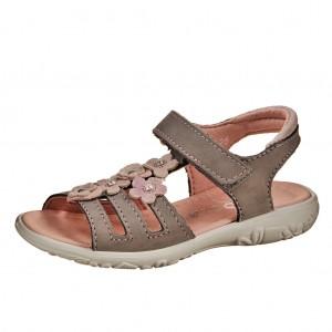 Dětská obuv Ricosta Chica  /graphit  -  Sandály