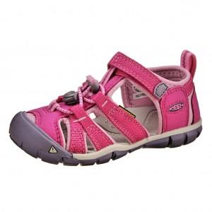 Dětská obuv KEEN Seacamp   /very berry/lilac chiffon -