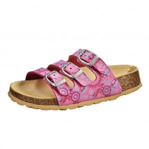 Dětská obuv Domácí obuv Superfit 1-00113-64 -