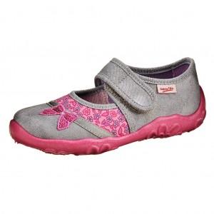 Dětská obuv Domácí obuv Superfit 1-00284-44 -  Na doma a do škol(k)y