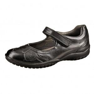 Dětská obuv GEOX  J Shadow A  /black -  Pro princezny