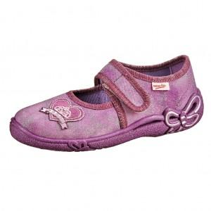 Dětská obuv Domácí obuv Superfit 1-00288-37 -  Na doma a do škol(k)y