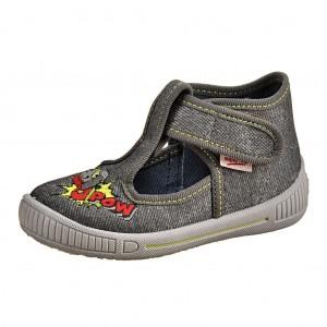 Dětská obuv Domácí obuv Superfit 1-00252-05 -