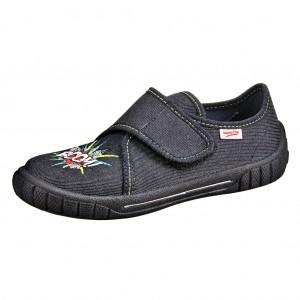 Dětská obuv Domácí obuv Superfit 1-00278-82 -  Na doma a do škol(k)y