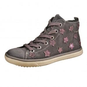 Dětská obuv Lurchi Starlet-tex  /charcoal/burgundy -