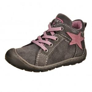 Dětská obuv Lurchi Goldy  /charcoal -  Celoroční