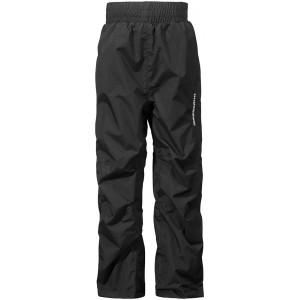 Dětská obuv Kalhoty Didriksons NOBI černá - X...SLEVY  SLEVY  SLEVY...X