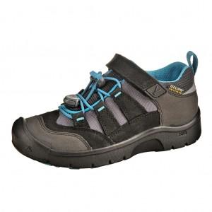 Dětská obuv KEEN Hikeport WP  black blue jewel - X...SLEVY 803c2c590f
