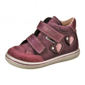 Dětská obuv Ricosta Lara  /merlot -  Celoroční