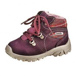 Dětská obuv Ricosta DESSE /merlot - Boty a dětská obuv