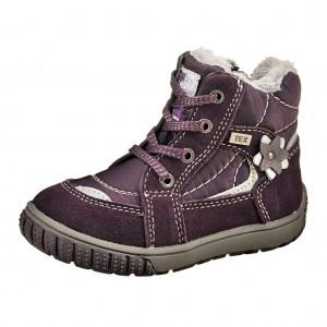 Dětská obuv Lurchi Jona-TEX  /purple -  Celoroční
