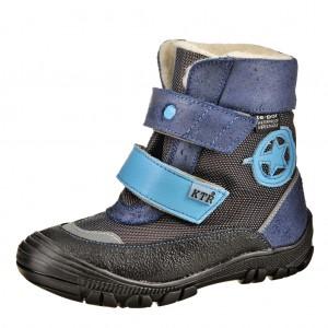 Dětská obuv KTR 316/1/N2   /modrá - Boty a dětská obuv