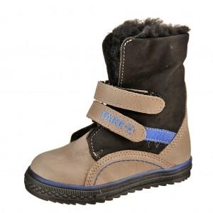 Dětská obuv FARE 2146181 s.z.  /šedá/černá - X...SLEVY  SLEVY  SLEVY...X