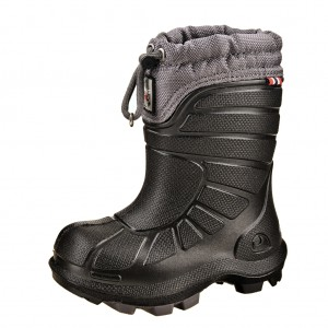 Dětská obuv Viking Extreme  /black/grey - Boty a dětská obuv