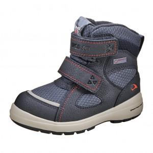 Dětská obuv VIKING Ondur GTX   /navy/red - Boty a dětská obuv
