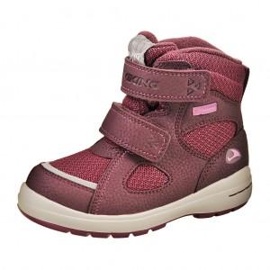 Dětská obuv VIKING Ondur GTX   /aubergine/plum -