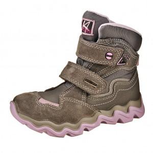 Dětská obuv Santé - IMAC  /grigio-lila - Boty a dětská obuv