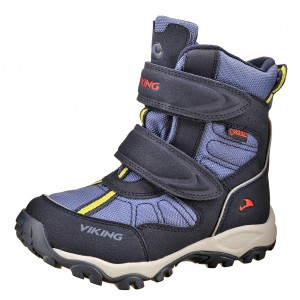 Dětská obuv VIKING Bluster II GTX   /navy/red -