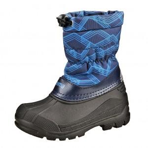 Dětská obuv REIMA Nefar /blue -  Zimní