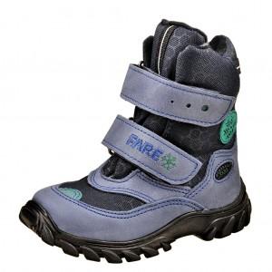 Dětská obuv FARE 848103 -  Zimní